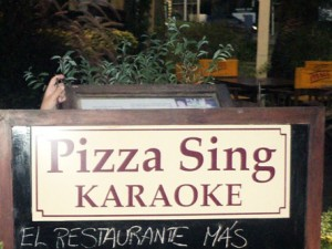 Pizza Sing